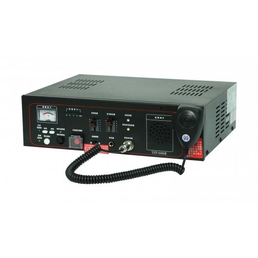 YEP-2 桌上式火災廣播主機(100W~600W)